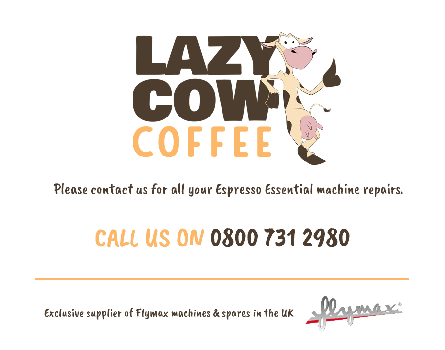 Lazy Cow Coffee - From bean to cup